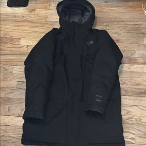 Northface parka coat